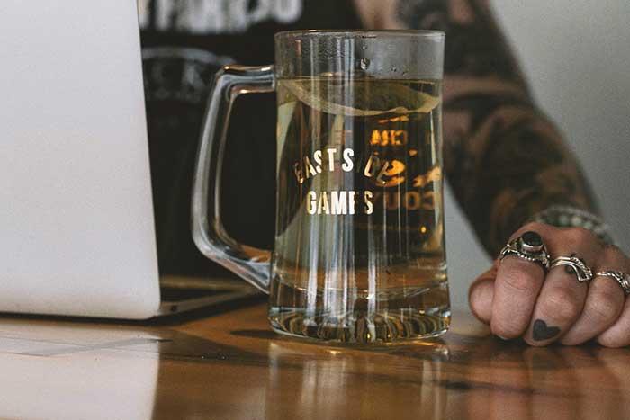 East Side Games Beerstein