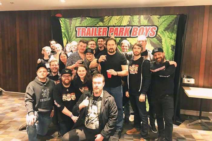East Side Games Trailor Park Boys Meet