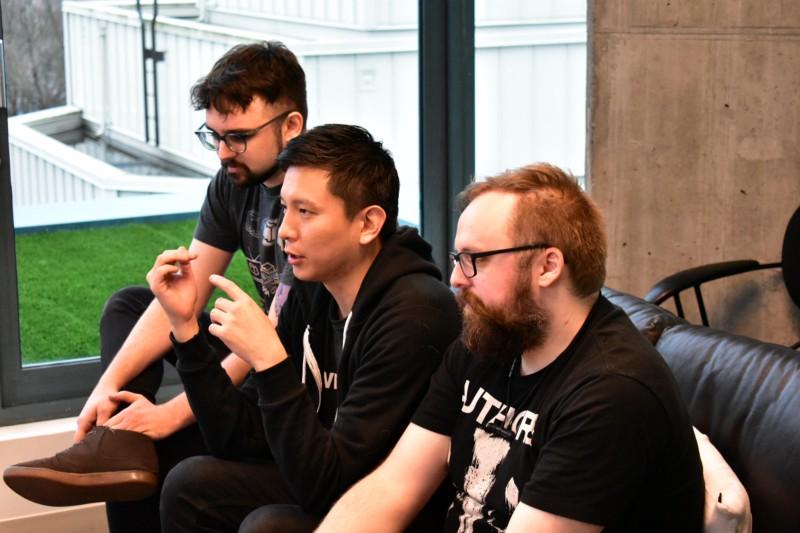 ESG Marathon gamers center