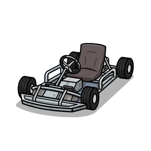 Trailer Park Boys Greasy Money - Go Cart