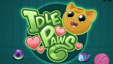 Idle Paws: Kitty Clicker