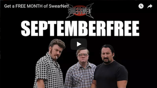 Trailer Park Boys Greasy Money - SeptemberFree