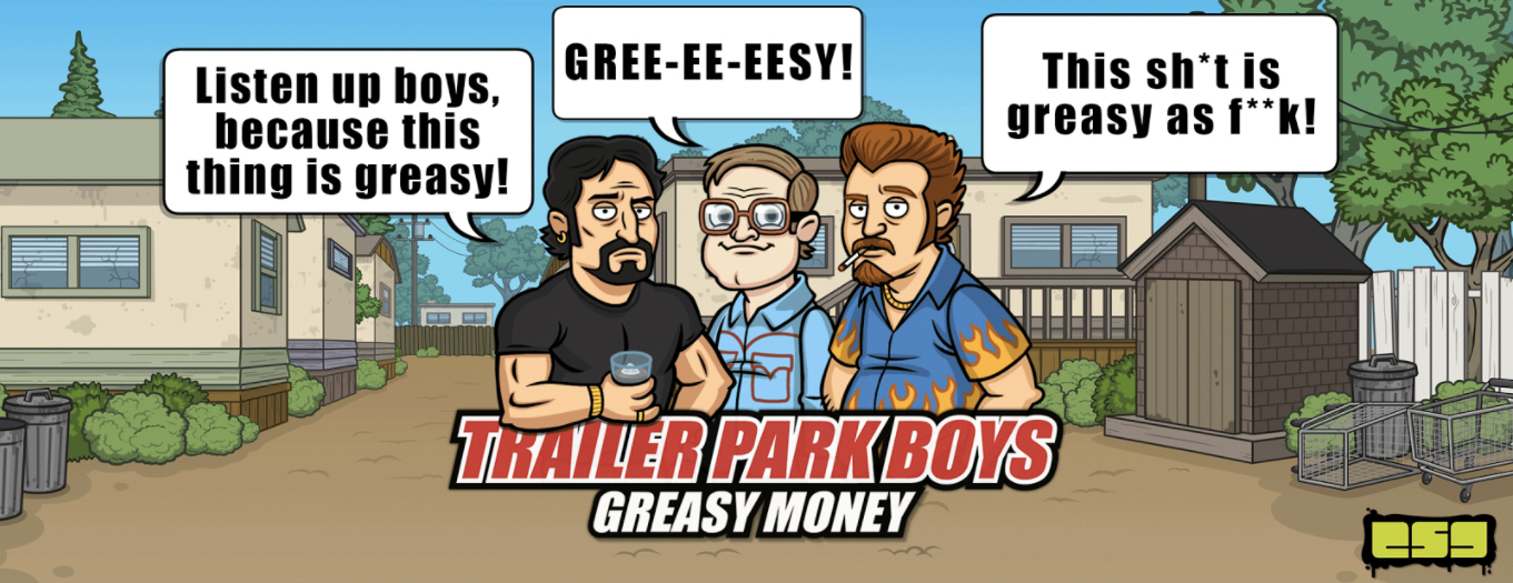 Trailer Park Boys Greasy Money - Live Event Gary Laser Eyes