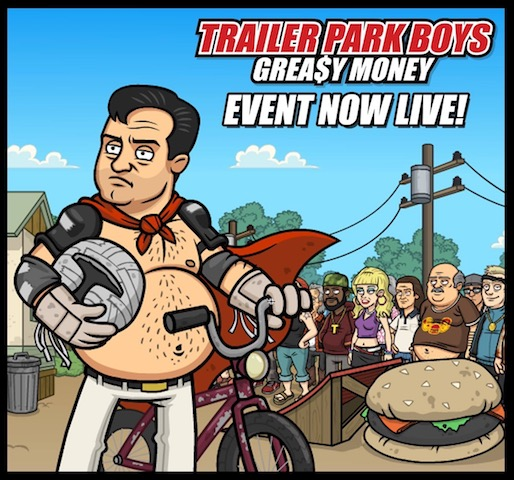 Trailer Park Boys Greasy Money - Cheeseburger Picnic #2