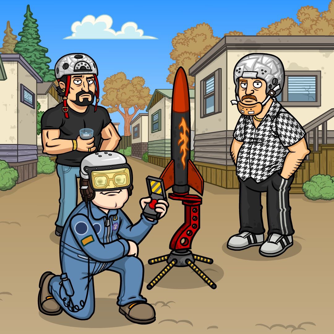 Trailer Park Boys - Greasy Money - Space Camp Live Event